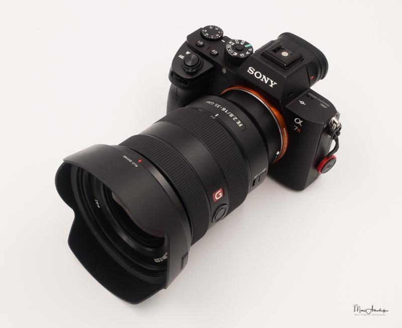 Sony FE 1635 F2.8 GM-3