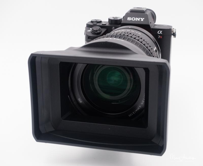 Sony FE PZ8135 G F4-011