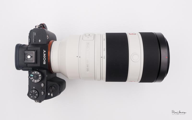 Sony FE100-400 GM-544