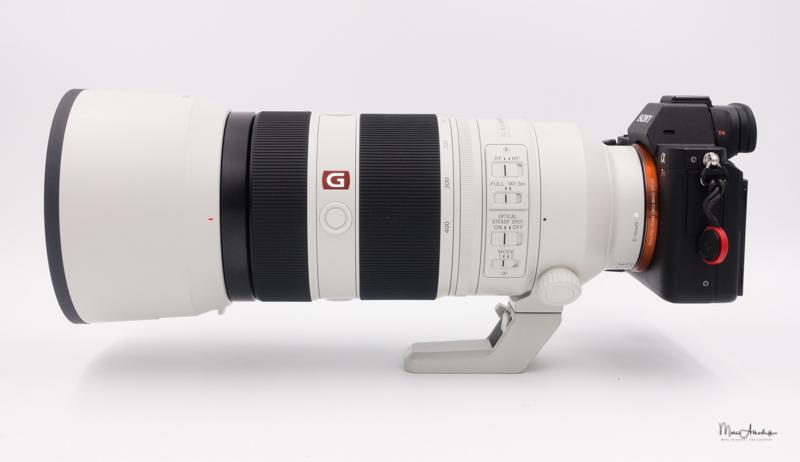 Sony FE100-400 GM-545