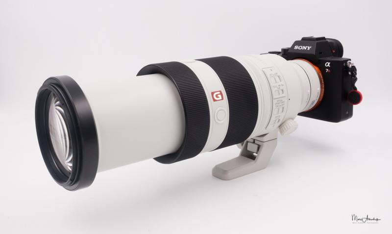 Sony FE100-400 GM-558