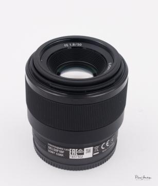 Sony FE50F18-003