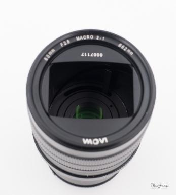 Laowa 60mm F2.8 Ultra macro - Lens --10