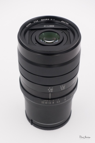 Laowa 60mm F2.8 Ultra macro - Lens --8