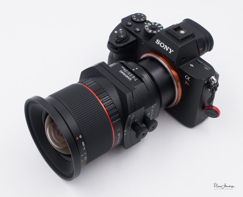 Samyang 24mm F3.5 - Tilt Shift-130