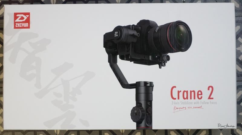 Zhiyun Crane 2--001