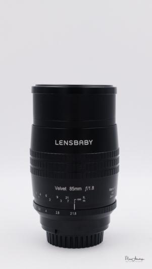 Lensbaby Velvet 85mm F1.8- -4