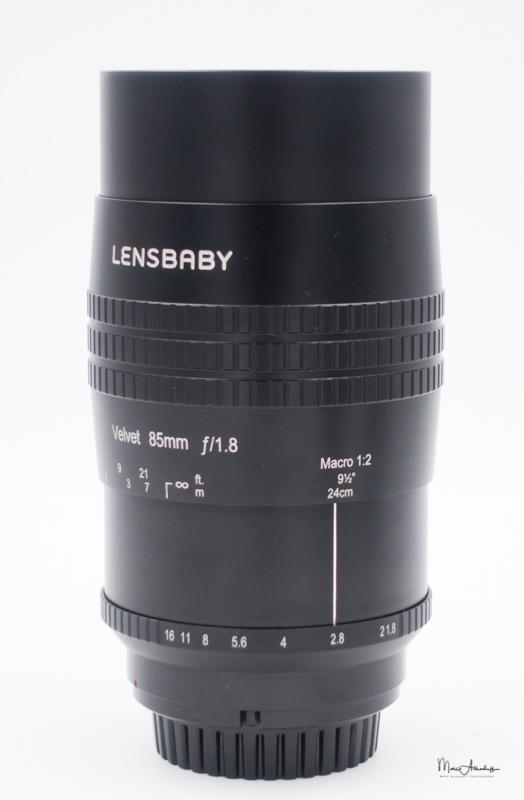 Lensbaby Velvet 85mm F1.8- -7