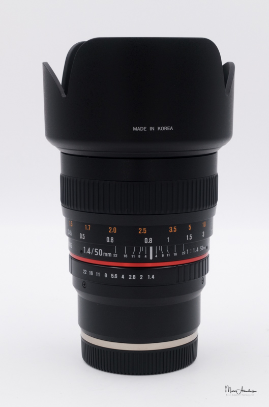 Samyang 50mm F1.4 AS UMC- -002