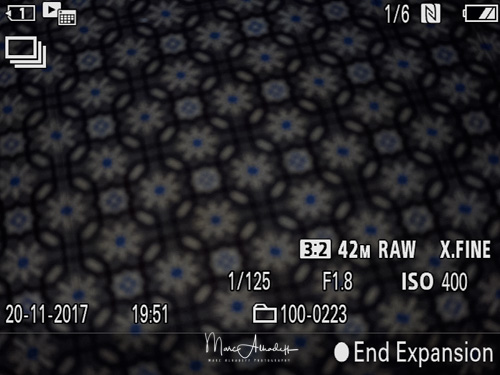 Sony A7RIII menu english-101