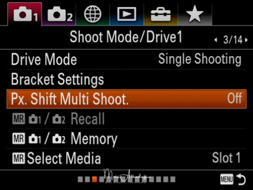 Sony A7RIII menu english-4