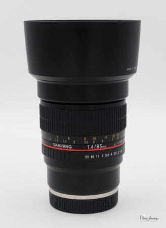 Samyang 85mm F1.4 AS IF UMC- ISO 125 --001