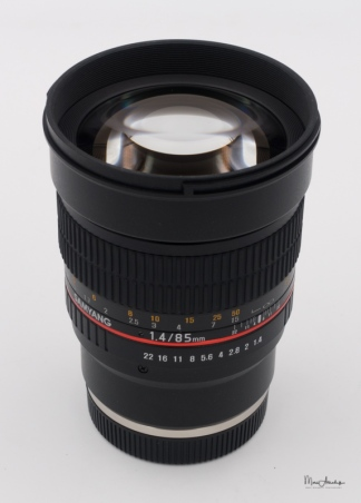 Samyang 85mm F1.4 AS IF UMC- ISO 125 --002