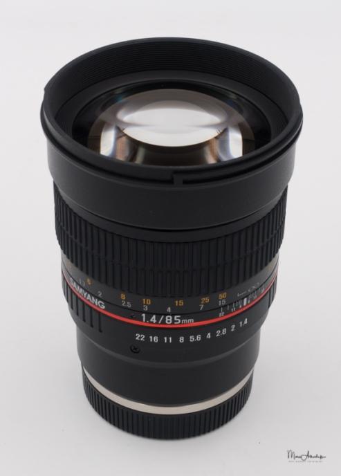Samyang 85mm F1.4 AS IF UMC- ISO 125 --002