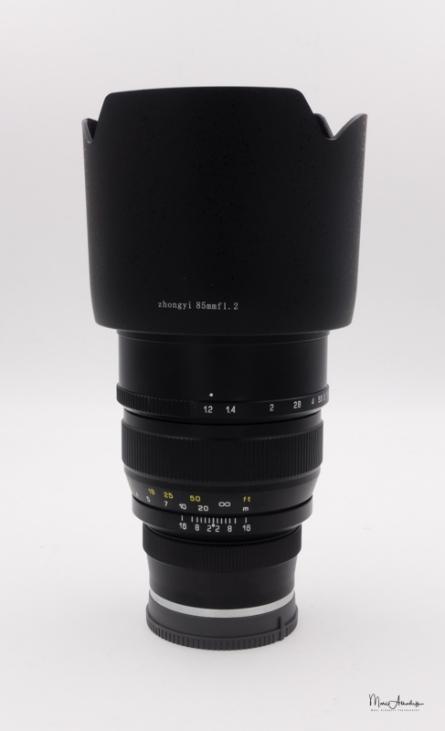 Mitakon 85mm F1.2-3