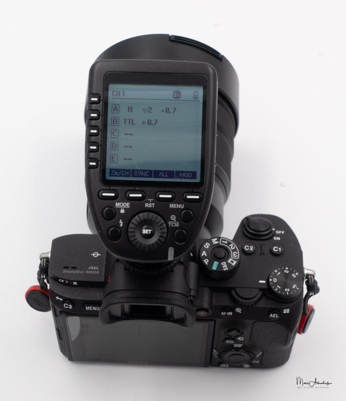 Godox XPro s-002