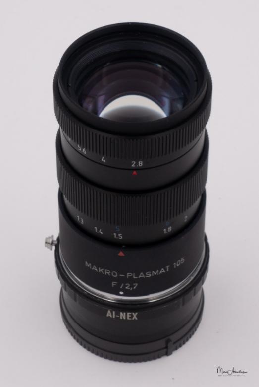 Meyer Optik - Makro Plasmart 105mm F2.7-0056