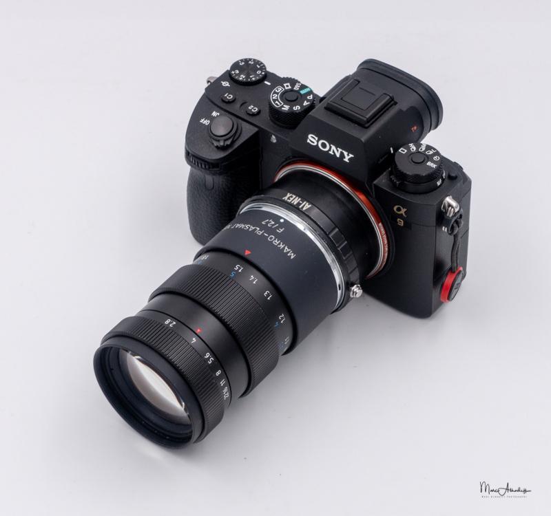 Meyer Optik - Makro Plasmart 105mm F2.7-0075