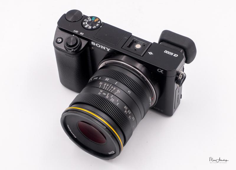Kamlan 28mm F1.4-8