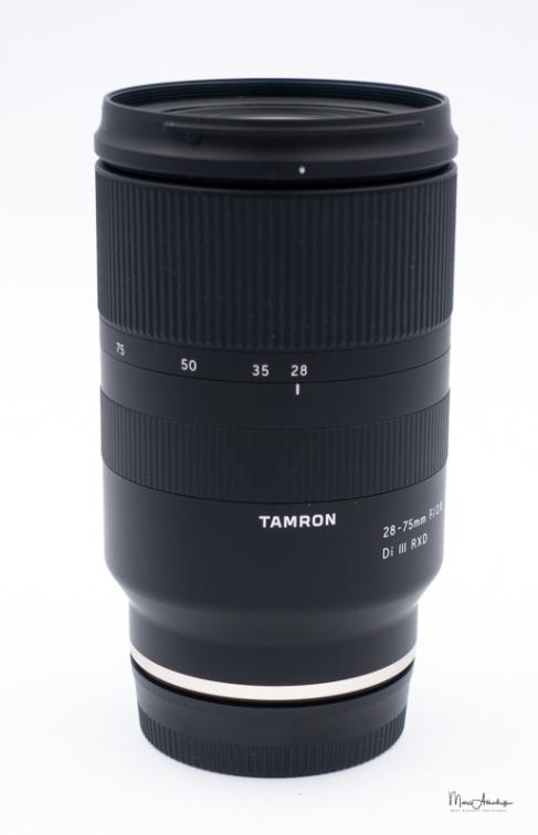 Tamron 28)75 F2.8 Di III RXD-02