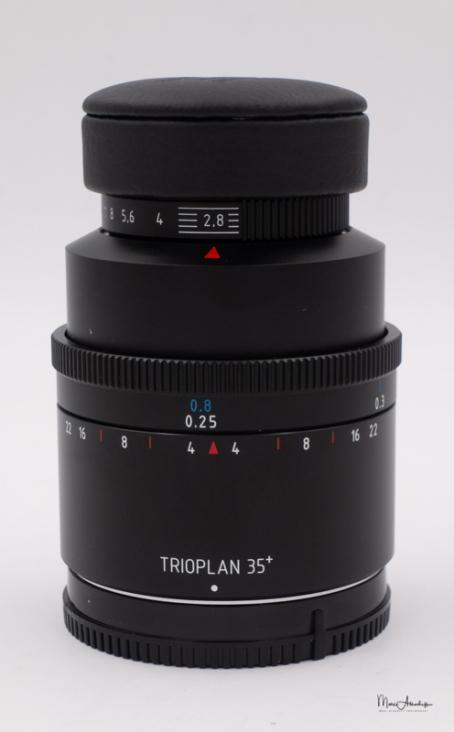 Trioplan 35mm F2.8-4