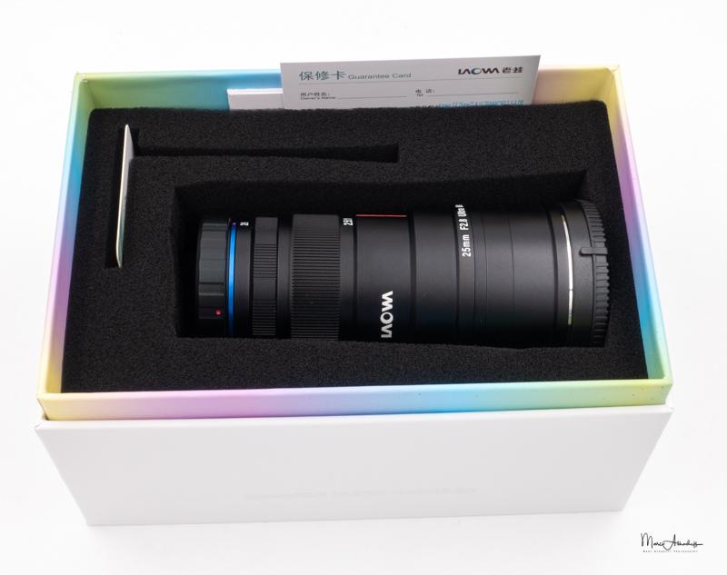 Laowa 25mm F2.8 2.5-5X-3