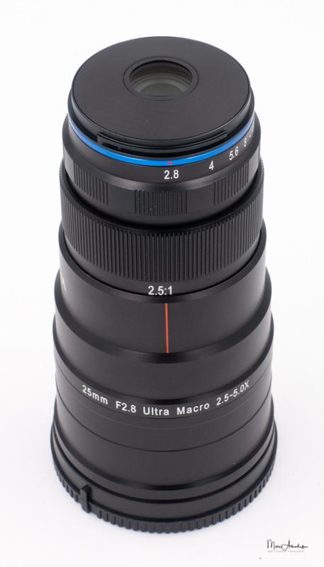 Laowa 25mm F2.8 2.5-5X-5