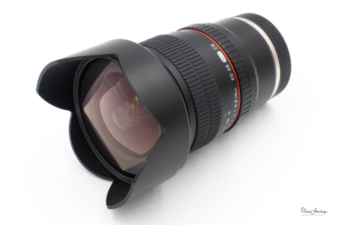 Samyang 10mm F2.8 ED AS NCS CS-7