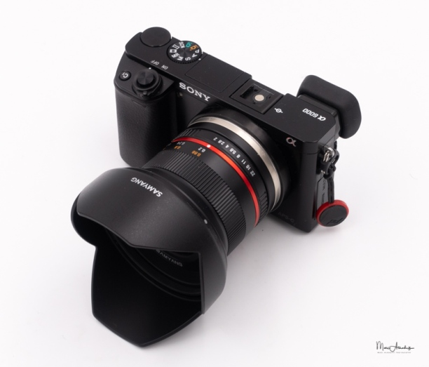 Samyang 12mm F2 NCS CS-101