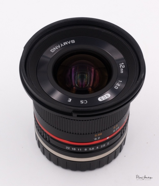 Samyang 12mm F2 NCS CS-105