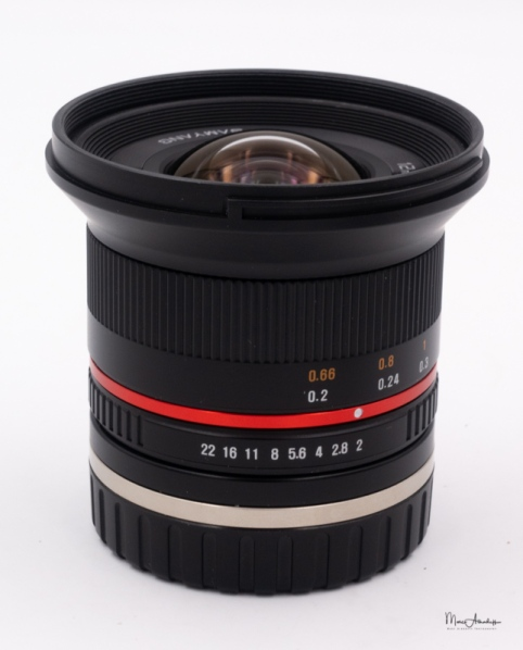 Samyang 12mm F2 NCS CS-106