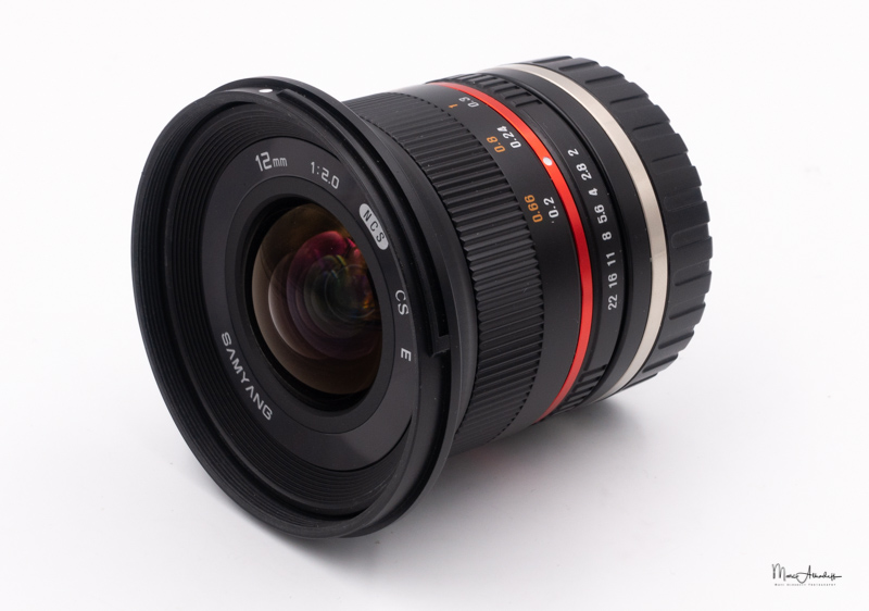 Samyang 12mm F2 NCS CS-108