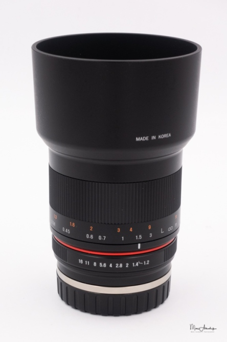 Samyang 35mm F1.2 ED UMC CS-1