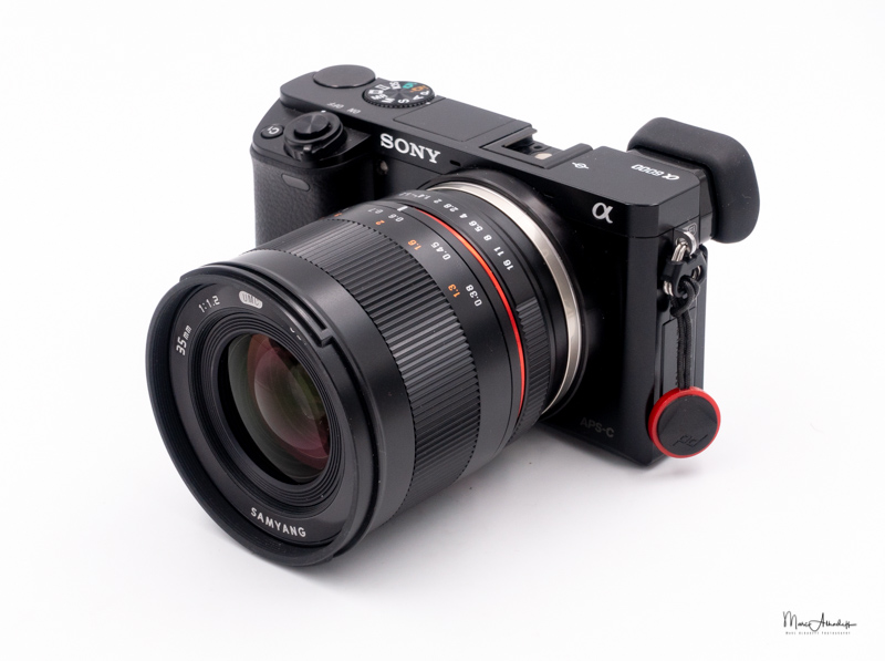 Samyang 35mm F1.2 ED UMC CS-8