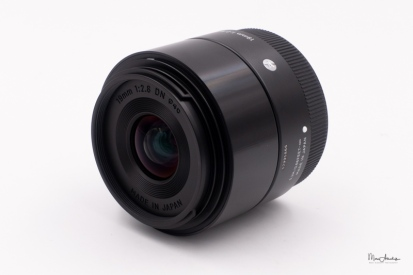 Sigma 19mm F2.8 DN-005