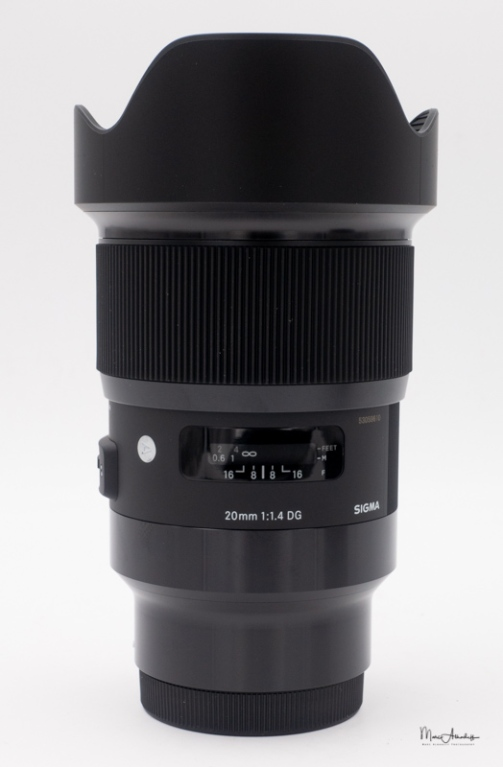 Sigma 20mm F1.4 DG Art-202