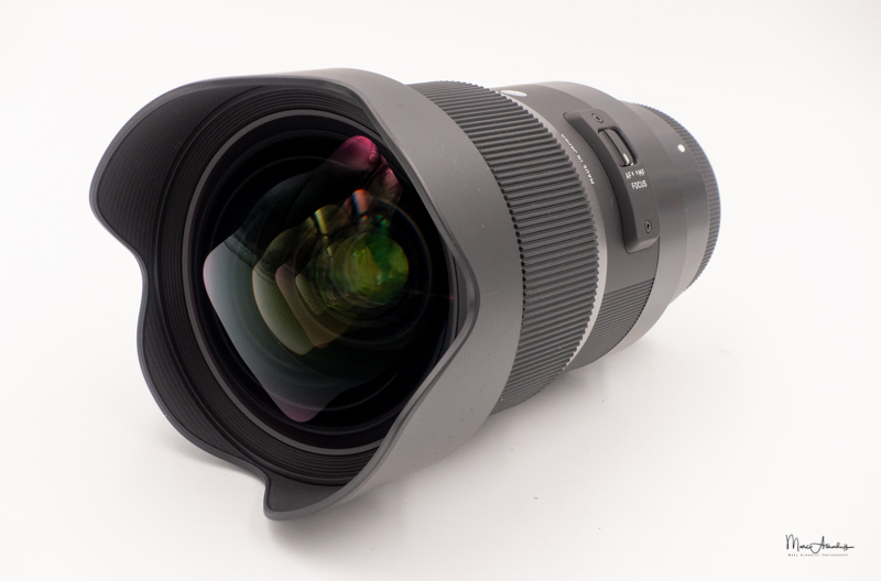 Sigma 20mm F1.4 DG Art-205