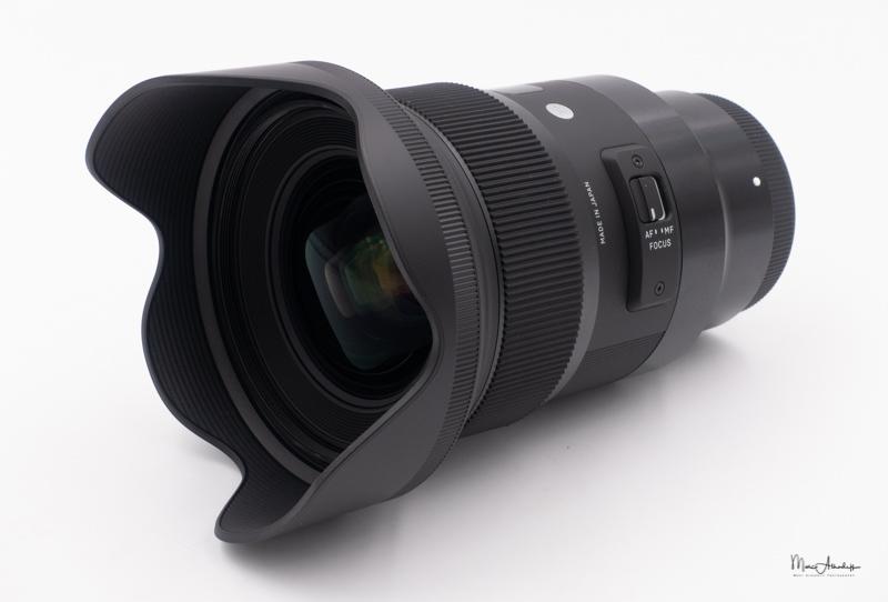 Sigma 24mm F1.4 DG Art-204