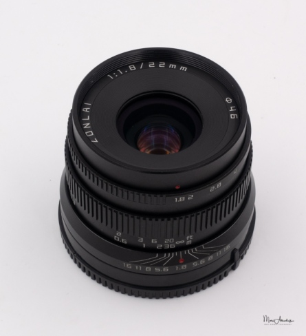 Sonlai 22mm F1.8-106