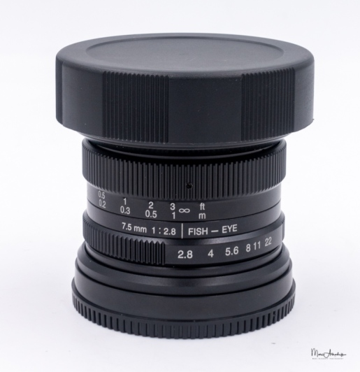 7Artisans 7.5mm F2.8-2