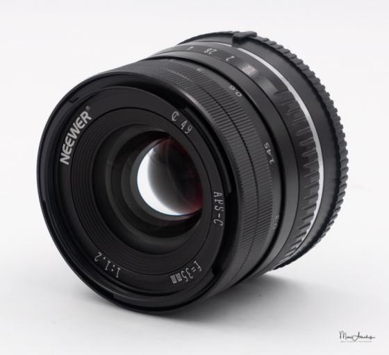 Neewer 35mm F1.2-5
