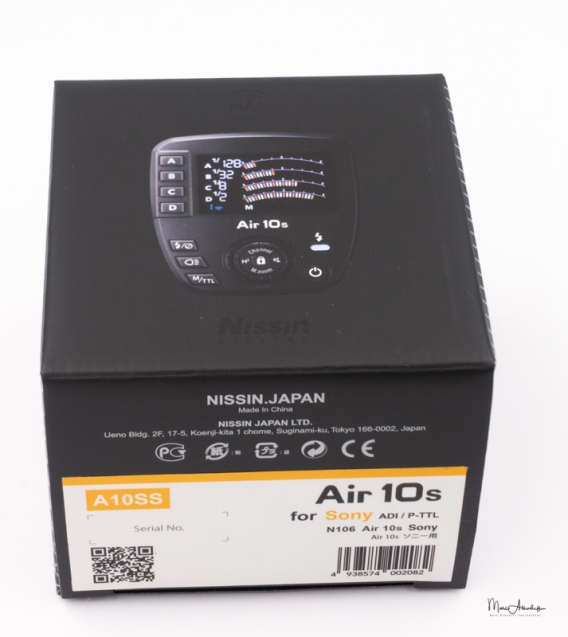 Nissin MG10-03