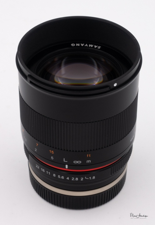 Samyang 85mm F1.8 ED UMC CS-04