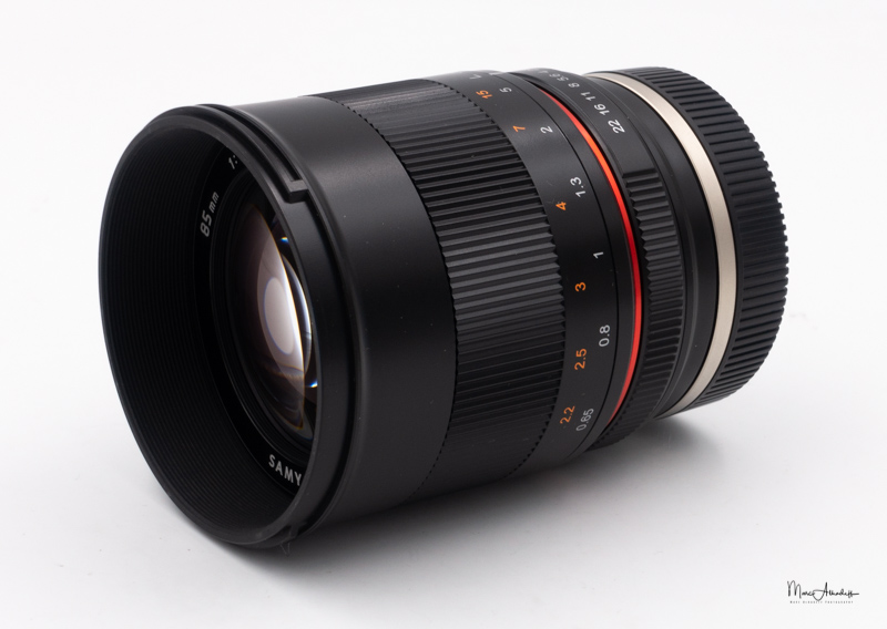 Samyang 85mm F1.8 ED UMC CS-06