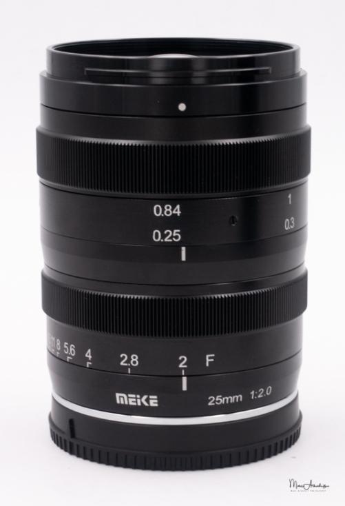 Meike 25mm F2-6