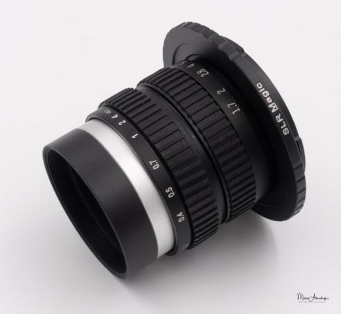 SLR Magic 35mm F1.7-4