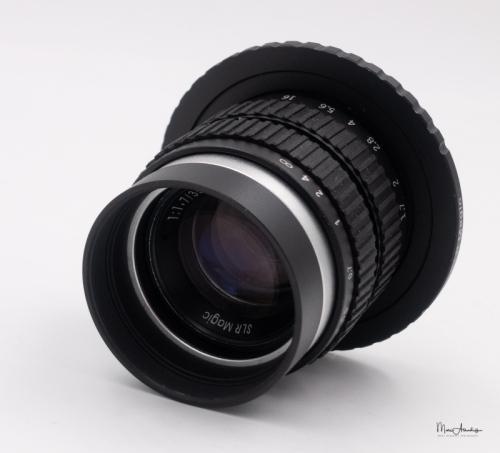 SLR Magic 35mm F1.7-5