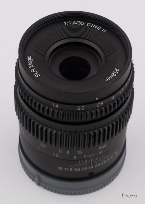 SLR Magic 35mm T1.4-2