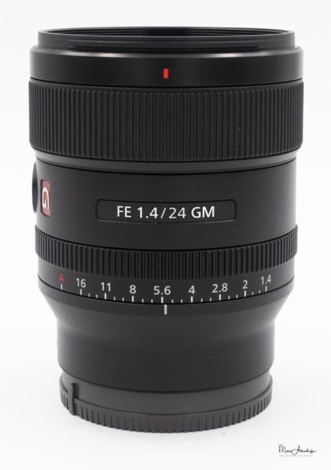 Sony 24mm F1.4 GM-3