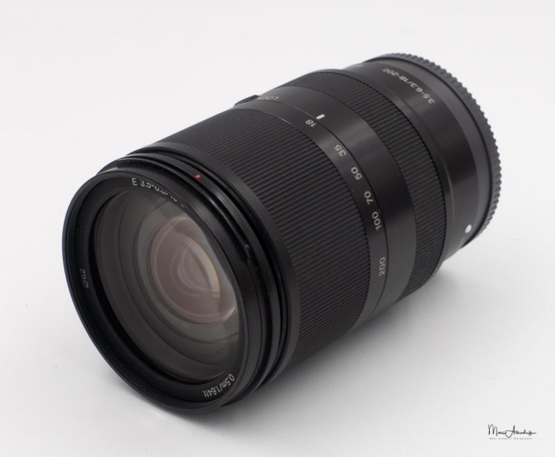 Sony E 18-200-9